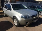 2006 Ford Territory SY TX 4 Speed Sports Automatic Wagon Enfield Port Adelaide Area Preview