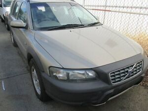 2000 Volvo Cross Country MY2001 Beige 5 Speed Automatic Wagon Tottenham Maribyrnong Area Preview