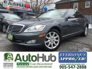 2007 Mercedes-Benz S550 | 4 MATIC | NAVIGATION |NEW TIRES/BRAKE