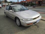 1996 Honda Accord Special Edition Sedan West Perth Perth City Area Preview