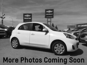 2016 Nissan Micra S