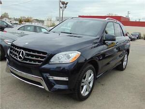 MERCEDES ML350 BLUETEC 4X4 GARANTIE NAVIGATION/CAMERA/PREMIUM