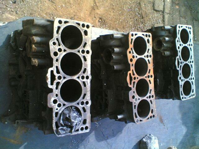 VW polo/golf 5 1.9 tdi engine  blocks