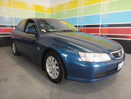 2002 Holden Berlina VY Blue 4 Speed Automatic Sedan Wangara Wanneroo Area Preview