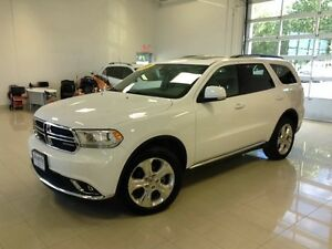 2015 Dodge Durango Limited AWD,TOIT OUVRANT,UCONNECT 8.4,BLUETOO