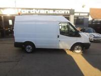 2011 Ford Transit 280 2.2TDCi 85ps SWB MR *A/C*PDC*E/W Diesel white Manual