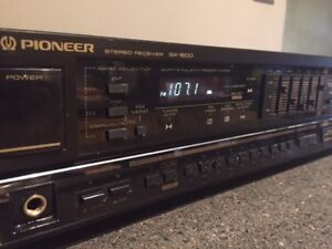 Pioneer Stereo Receiver SX-1600