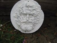 Cast iron face