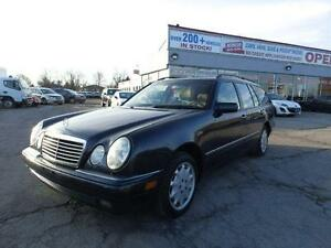 1999 Mercedes-Benz E Class, 4MATIC (AS IS )