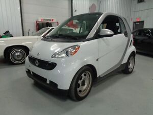2012 Smart Fortwo Pure 1.0L 3CYL 5SPD AUTO ONLY 49565KMS