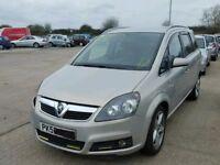 Vauxhall Zafira 1.9 CDTi 16v SRi 5dr (05 - 10) Low Emiisions Euro 4 No T Charge