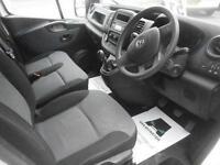 Vauxhall Vivaro L1 2900 1.6Cdti 115Ps H1 Van DIESEL MANUAL WHITE (2014)