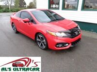 2014 Honda Civic Coupe Si(DEMO KMS!) only $201 bi-weekly!