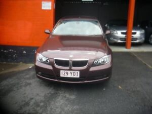 2007 BMW 320i Maroon 6 Speed Automatic Sedan Caboolture Caboolture Area Preview