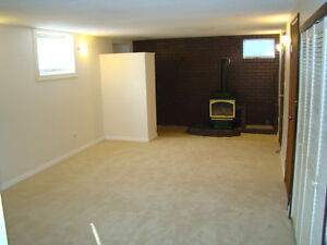 2 BED 1 BATH LOWER SUITE OF HOUSE IN EXCELLENT CENTRAL LOCATION!