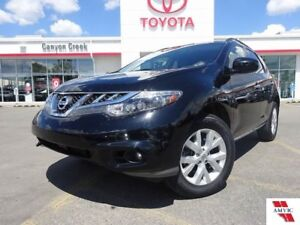 2013 Nissan Murano SL AWD/1 OWNER/LEATHER/MOONROOF/BOSE AUDIO/AL