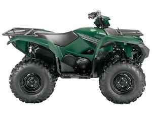 YAMAHA GRIZZLY EPS West Island Greater Montréal image 1