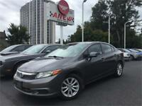 2012 Honda Civic Sedan LX ~ CERTIFIED ~ 5 SPEED MANUAL Kitchener / Waterloo Kitchener Area Preview