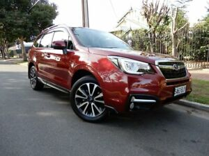 2016 Subaru Forester S4 MY16 2.5i-S CVT AWD Venetian Red 6 Speed Constant Variable Wagon