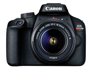 Canon EOS Rebel T100
