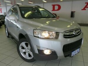 2013 Holden Captiva CG MY13 7 CX (4x4) Silver 6 Speed Automatic Wagon Osborne Park Stirling Area Preview