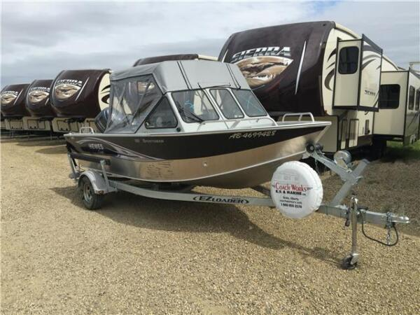 Used 2014 Other 180 Sportsman
