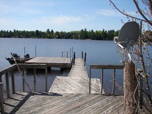Waterfront Cottage w/ Acreage, St. Charles, Ont.