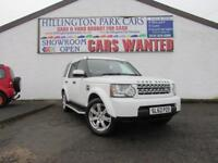 2012 Land Rover Discovery 4 3.0TDV6 ( 210bhp ) auto