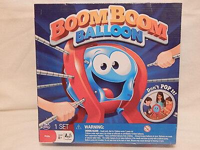 New Factory Sealed Spin Master Boom Boom Balloon Game NIB
