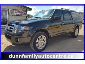 2012 Ford Expedition Max Limited!