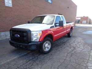 2011 Ford F-250 Super Duty 8 FOOT BOX **** READY FOR WORK