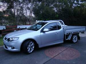 FG  Ford Falcon XR6 Ute 6 speed manual low kilometres Gosford Gosford Area Preview