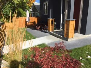 One or two yr lease-New home in downtown Penticton