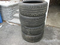 PNEUS D'HIVER PIRELLI WINTER TIRES 225/45R17 94H