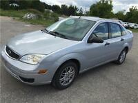 2005 Ford Focus SE ZX4