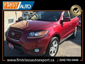2010 Hyundai Santa Fe Sun Roof - Heated Seats - Clean SUV!