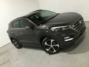 2017 Hyundai Tucson TLe MY17 Highlander AWD Brown 6 Speed Sports Automatic Wagon Mile End South West Torrens Area Preview