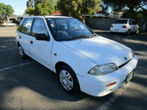1997 Suzuki Swift Cino 3 Speed Automatic Hatchback Clearview Port Adelaide Area Preview