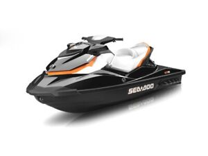 2011 SeaDoo GTI SE 155 Very Low Hours