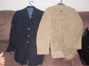2 Vintage Air Force And Military Jackets For Sale