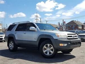 2003 Toyota 4Runner SR5/4X4/8CYL/AC/MAGS/TOIT/CRUISE/8PNEUS!!!