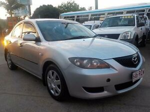 2006 Mazda 3 BK10F1 Neo Silver 5 Speed Manual Hatchback North St Marys Penrith Area Preview