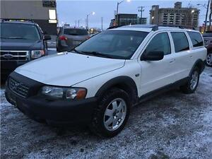 2003 Volvo XC70 A SR, AWD, CROSS COUNTRY, LEATHER, ROOF