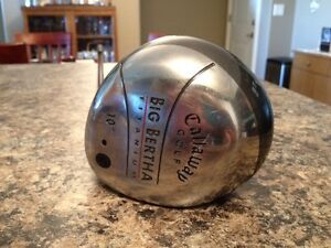 Calloway Big Bertha Driver Regina Regina Area image 2