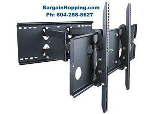 37-80 inch Full Motion Swivel Articulating Tilt TV Wall Mount
