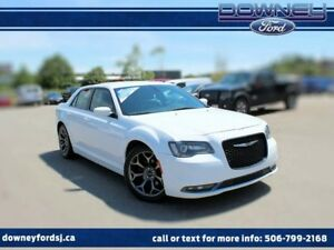 2016 Chrysler 300 S Leather Blue-tooth Heated Seats Beats By Dre