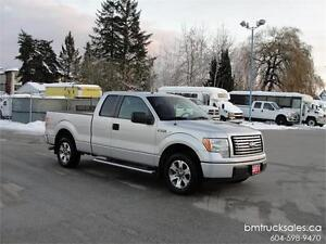 2011 FORD F-150 XLT EXT CAB SHORT BOX 2WD **NICE TRUCK**