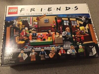 LEGO IDEAS FRIENDS TV Show CENTRAL PERK Park Set 21319 Brand New IN BOX