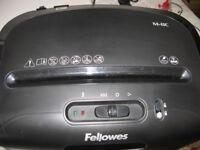 Paper shredder machine heavy duty Fellows M-8C brand