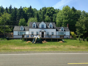 Beautiful ocean view 4 bedroom house for rent Digby, NS